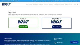 Wk Net Webmail Login