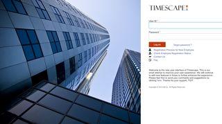 Www Timescape Timesgroup Com Login