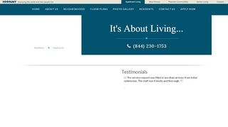 Abberly Place Resident Portal