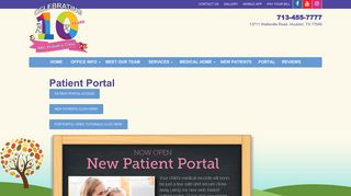Abc Pediatric Clinic Portal