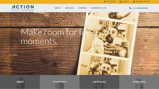 Action Property Management Portal