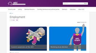 Aec Employment Portal