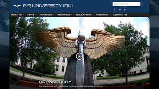 Air University Portal