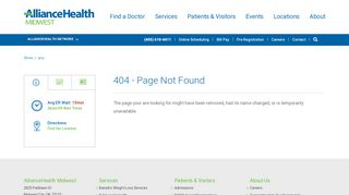 Alliance Health Durant Patient Portal
