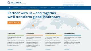 Alliance Team Member Portal