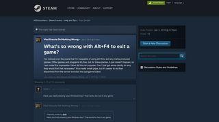 Alt F4 Portal 2