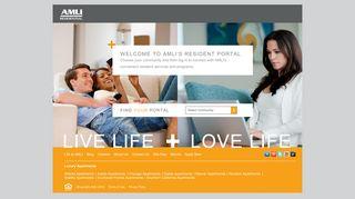 Amli Lex On Orange Portal