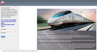 Amtrak Employee Portal