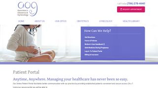Aog Patient Portal