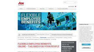 Aon Benefits Portal