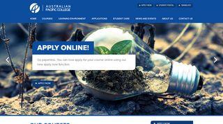 Apc Sydney Student Portal
