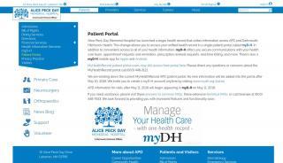 Apd Patient Portal