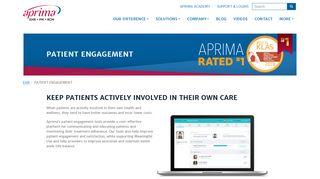 Aprima Patient Portal