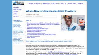 Ar Medicaid Provider Portal