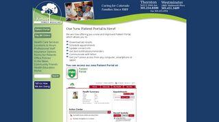 Arbor Family Medicine Patient Portal