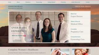 Arrowhead Women's Center Patient Portal