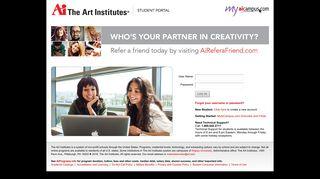 Art Institute Student Portal