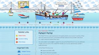 Arundel Pediatrics Patient Portal