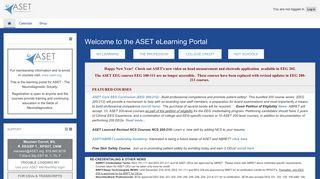 Aset Education Portal
