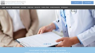 Associated Urologists Patient Portal