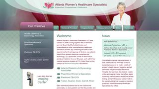 Atlanta Women's Healthcare Specialists Patient Portal