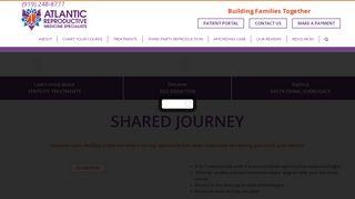 Atlantic Reproductive Patient Portal