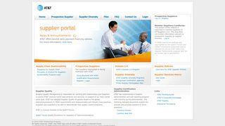 At&t Vendor Portal