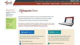Augusta Primary Care Patient Portal