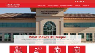 Austin Thyroid Patient Portal