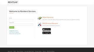 Avant Apartments Resident Portal