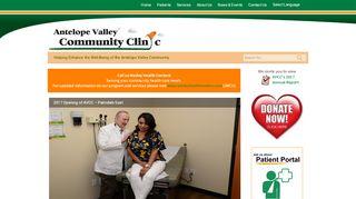 Avcc Patient Portal