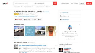 Avenel Iselin Medical Group Patient Portal