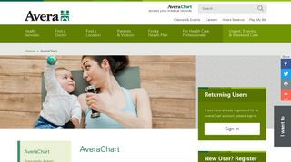 Avera Pierre Patient Portal