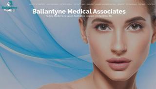 Ballantyne Family Medicine Patient Portal