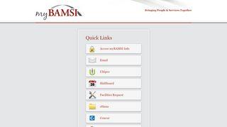 Bamsi Employee Portal