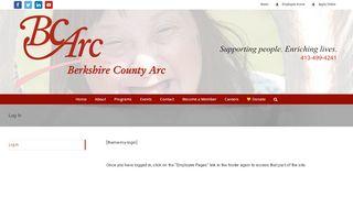 Bcarc Employee Portal