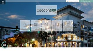 Beacon 430 Resident Portal