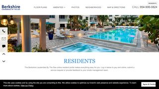 Berkshire Lauderdale By The Sea Resident Portal