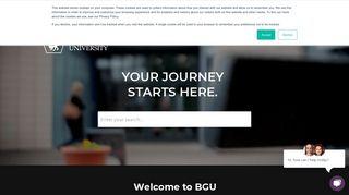 Bgu Portal