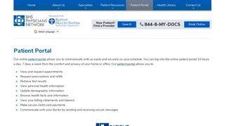 Bhs Patient Portal