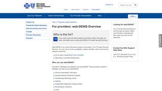 Blue Cross Blue Shield Of Michigan Provider Portal