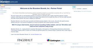 Bluestem Partner Portal