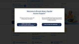 Bms Patient Assistance Portal