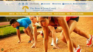 Bone And Joint Patient Portal
