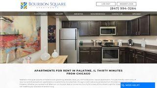Bourbon Square Resident Portal