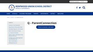 Brentwood Parent Portal