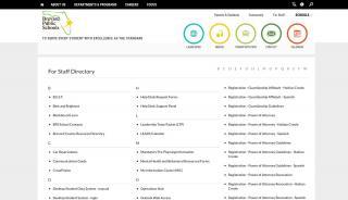 Brevard County Schools Employee Portal