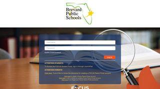 Brevard Student Portal