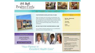 Brighton Family Physicians Patient Portal
