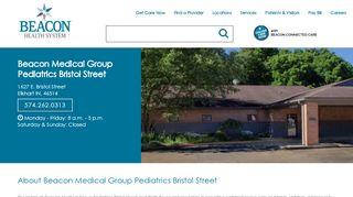 Bristol Street Pediatrics Patient Portal